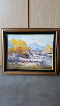 Canvas Painting Tucson, 85747
