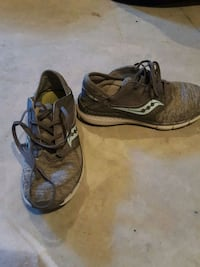 Pair of grey and cyan salcony runners Edmonton, T5T