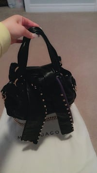 *Authentic* Marc Jacobs leather tote