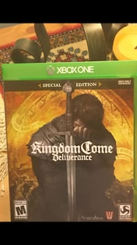 Kingdom come Xbox one Ellicott City, 21043