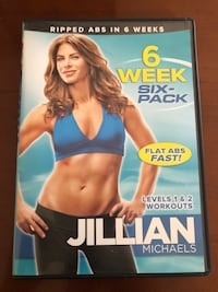 Jillian Michael's 6 week six-pack DVD! Chicago, 60646