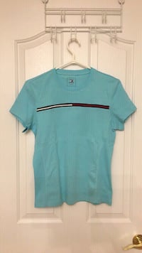 Blue Tommy Hilfiger T-Shirt