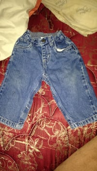 Baby jeans for boy
