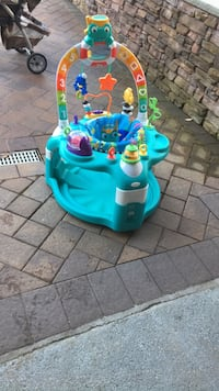 toddler's blue and green plastic toy Hempstead, 11550