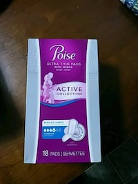 Poise Pads *brand new* Middletown, 10940