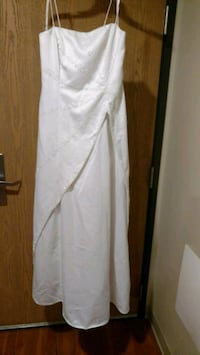 Wedding dress size 10 by Niki Livas Manassas, 20109