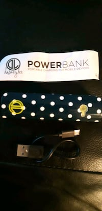 Portable Charging Bank Dabneylee NEW Mississauga, L5E 2N9