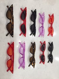 SUNGLASSES (10pair/$50)