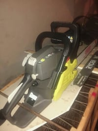 Ryobi Chainsaw With Case New Cutting Chain  $35 Or Possible Trade