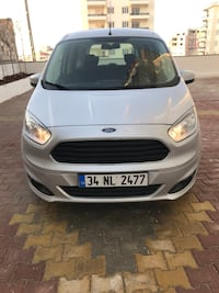 Ford - courier - 2016