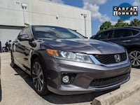 2015 Honda Accord Coupe EX-L Fort Myers