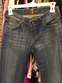 7 For All Mankind Bairfate Kimmie Bootcut Jeans - Women Irving, 75039