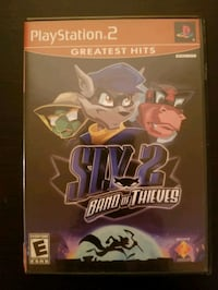 Sly 2 for PS2  Vaughan, L4L