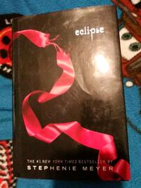 Eclipse First Edition hardback book