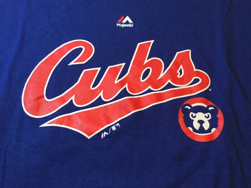 "Chicago Cubs Old School ""Cubbies"" Shirt d6e3e427-3cef-4b4f-a8b2-0e25c0a72b36"