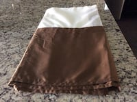 New King Size Bedskirt Brown