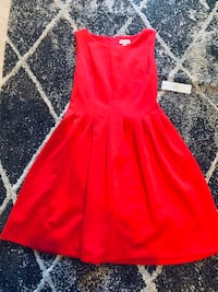 CK Red Dress Fairfax, 22030