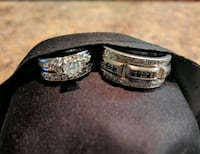 Wedding Bands (Engagement & Wedding band set) Nashville