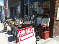 Garage sale  - 324 Saint Jacques Lachine h8r1e2