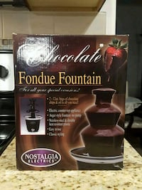 Chocolate Fondue Fountain Germantown, 20876