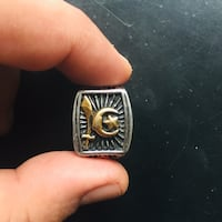 Men Muslim ring size 11-12  Alexandria, 22310