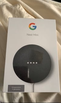 Google Nest Mini Mississauga, L5B 3W8
