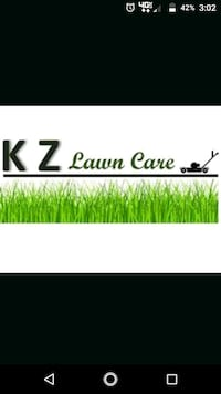 Lawn mowing Kent County