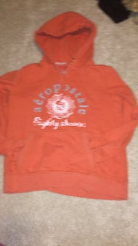 red and white pullover hoodie New Tecumseth, L9R 1M4
