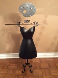 Black and gray table lamp Vaughan, L4H 0H7