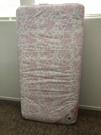 White and pink floral mattress Madera, 93637