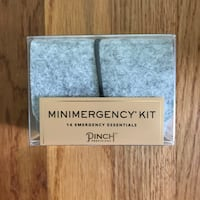 Pinch Minimergency Kit 14 Piece Emergency Purse Kit Springfield, 22150