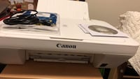 Canon Pixma MG3000-brand new, used only once