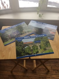 three 2014, 2015, and 2016 calendars Londonderry, 03053