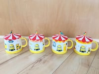BRAND NEW Despicable Me-3D Minion Mugs-Limited Edition