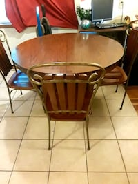 Kitchen Table w/ 4 chairs Oklahoma City, 73129