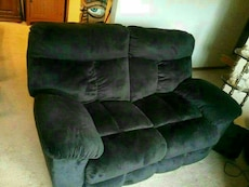 Electric power loveseat