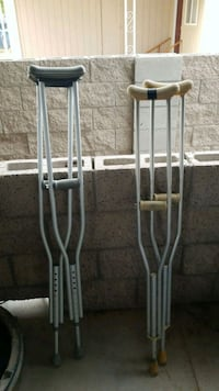 Crutches $10 each pair Las Vegas, 89156