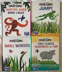 The World of Eric Carle Electronic Me Reader & Books Set