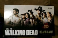 The Walking Dead Board Game Puyallup