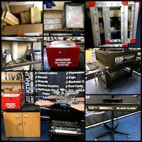 Complete Digital Screen Maker Package Computer –To- Screen Orlando