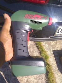 green and black cordless impact wrench Chestertown, 21620