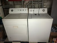 white washer and dryer set Bakersfield