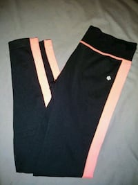 black and pink workout leggings Los Angeles, 90011