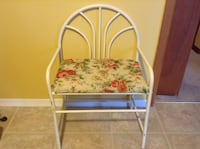 Vintage Dressing Table Chair  Lincoln, L0R