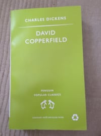 CHARLES DICKENS David Copperfield Madrid, 28020