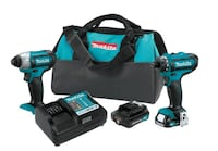 New, unused Makita 12V Max CXT Lithium Ion Cordless Impact Drill & Driver Drill  Campbell