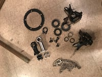 Fixie parts/ NEED GONE ASAP