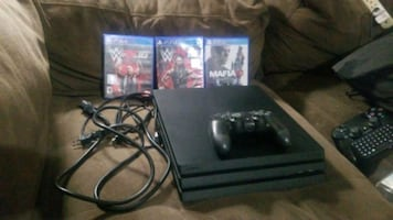 selling my ps4 pro