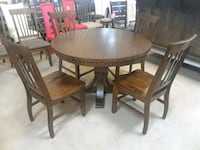 5 pc dining table set San Diego, 92126