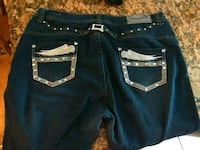 Womens size 16 Fashion Jeans Stretch Winter Haven, 33881